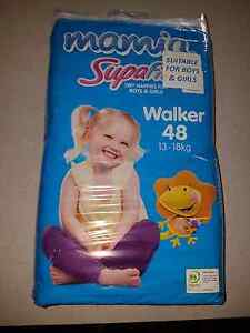 Brand new Aldi walker nappies 13-18kg 48 pack Killingworth Lake Macquarie Area Preview