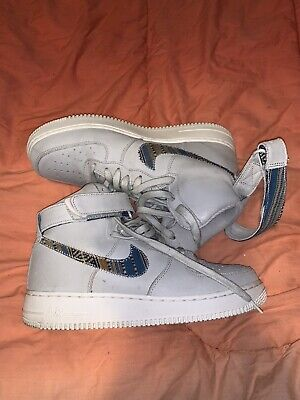 *New* Nike Air Force 1 High '07 LV8 Men's Size 10 /& 13 Black//Sail 806403-004