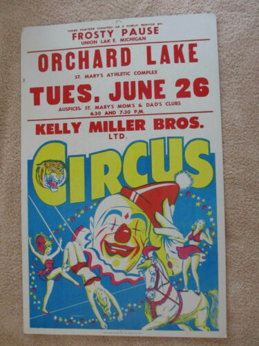 VINTAGE Orchard Lake St. Mary