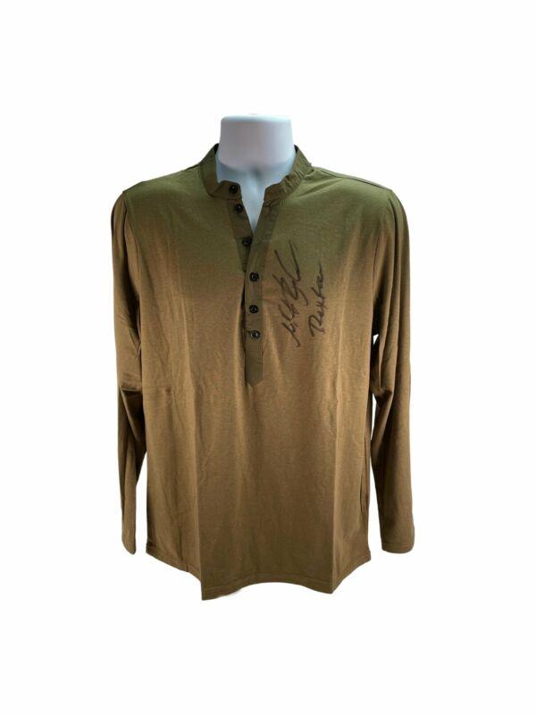 Michael C. Hall Autograph Dexter Shirt Prop Signed JSA COA 2