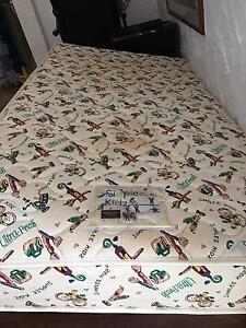 King single kids mattress Davidson Warringah Area Preview