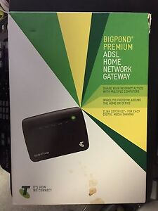 Telstra ADSL Modem Maryland Newcastle Area Preview