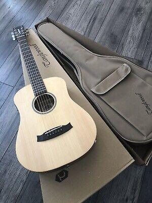 3/4 Size Electro Acoustic Guitar & Gig Bag RRP £259 Travel Tanglewood TW2 TSE