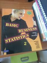 Basic Business Statistics 2nd edition Berenson et al Cheltenham Kingston Area Preview
