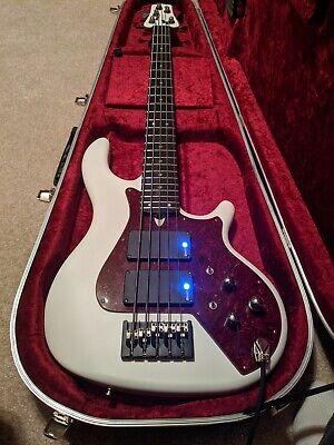 Sims Edfield 5 string bass guitar