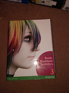 Basic Business Statistics 3rd Edition Hampton Park Casey Area Preview