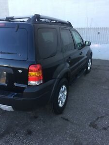 Ford Escape 2006 4x4