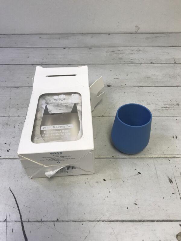 EZPZ Tiny Cup 2 oz blue