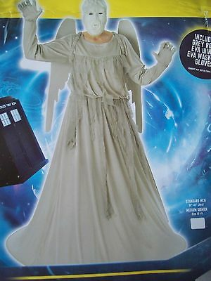 UNISEX Dr. Who Weeping Angel Costume  Size  X LARGE MEN  /    LADIES  SIZE16/18
