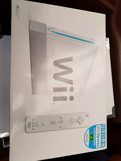 Wii complete with games