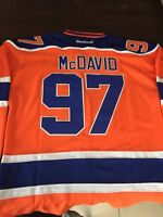 $60 Connor Mcdavid Oilers Jersey - all sizes/colours