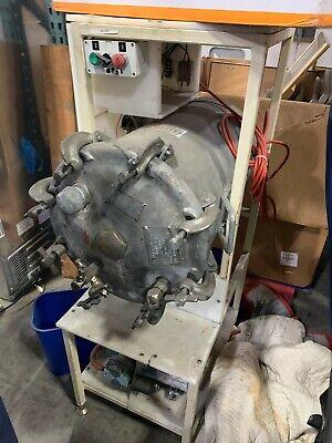 Vacuum Chamber System - Gast Pump - Binks Pressure Pot - Degassing Degasser