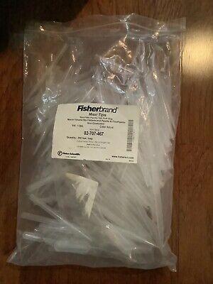 Fisherbrand 1-5 Ml Maxi Pipet Tips Non-sterile New 02-707-467.