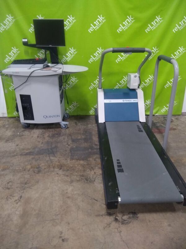 Quinton Q Stress System System with TM55 Treadmill