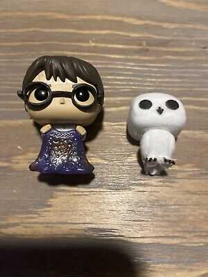 Harry Potter Funko 2020 Advent Calendar Harry & Flocked Hedwig Pocket Pops