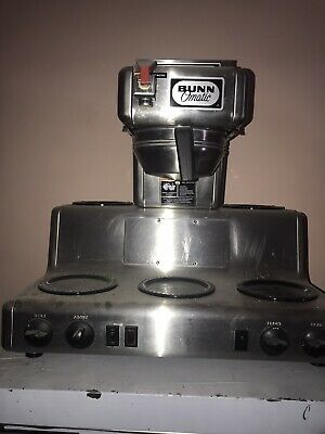 Bunn O Matic 5 Burner Coffee Maker