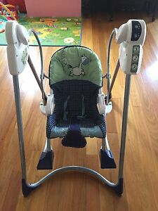 Fisher Price 3 in 1 swing Meadowbank Ryde Area Preview