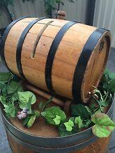 FOR HIRE - Wine Barrel Wishing Well Aubin Grove Cockburn Area Preview