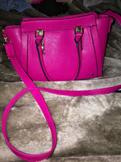 ffe89f4faf Hot Pink Marikai Shoulder bag  47 Cross body bag