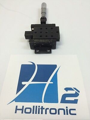 Newport Nrc Axis Positioner -- Model 460-xy -- Used