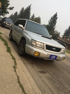 1998 Subaru Forester T/tb (PART OUT)