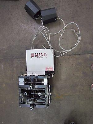 Manix Mini Pneumatic Powered Indexing Conveyor