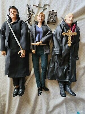 buffy the vampire slayer action figures spike