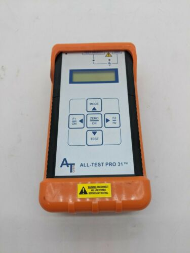 Good All Test Pro 31 AT3106320 Motor Tester - AW1642