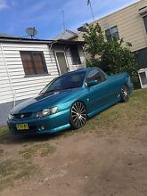 For sale 2003 Vy ss ute 5.7 v8 auto Campbelltown Campbelltown Area Preview