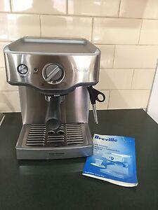 Breville Cafe  Venezia Expresso/Cappuccino Machine Colac Colac-Otway Area Preview