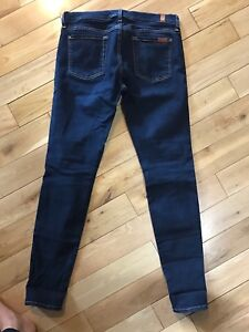 Women's 7 for All Mankind Jeans Sz 30