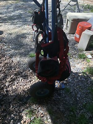 Elk River 67663 Raven Tower Ras Harness 6 D-ring W Remseat L Used Very Little