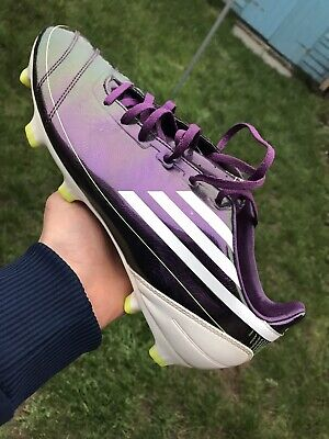Adidas Chameleon F10 football Boots Size 11 Uk