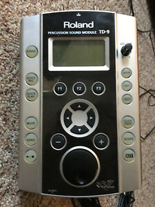 Roland TD-9 Drum Module V2.  Open to offers.