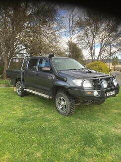 2010 Toyota Hilux Ute Tumut Tumut Area Preview
