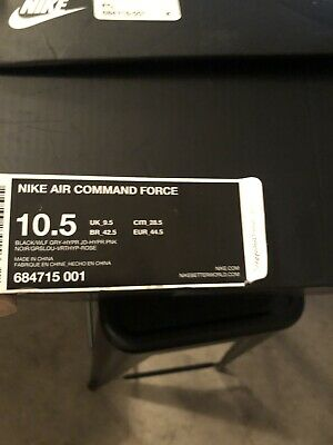 Nike air command Force Spurs C/W David Robinson