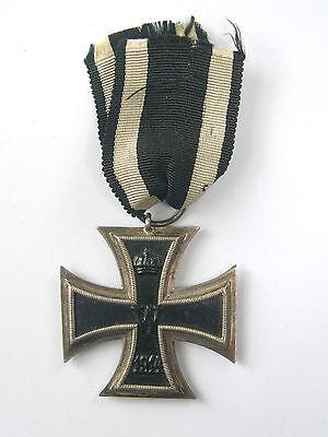 WW1 German Iron Cross 2nd Class - genuine original medal -