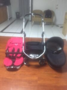 Baby stroller icandy