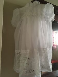 Zighi christening outfit for girl