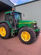 Tractor John Deere 6910 premium  cab 6cly 145 hp Richmond Hawkesbury Area Preview