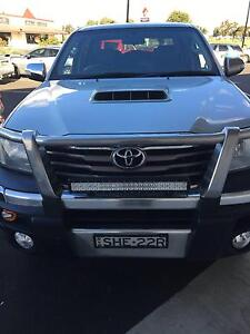 2014 Toyota Hilux Ute Tamworth Tamworth City Preview