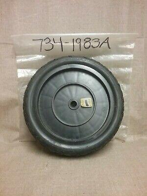 New MTD Wheel 734-1983a