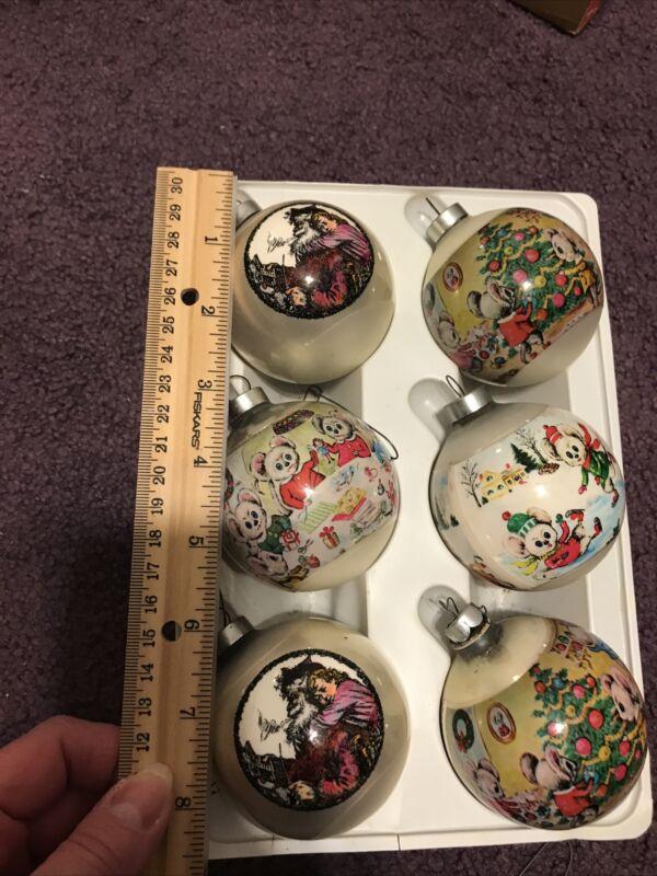 Vintage Antique Christmas Ornaments