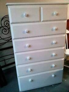 LARGE TALLBOY WITH 7 DRAWERS Thornton Maitland Area Preview