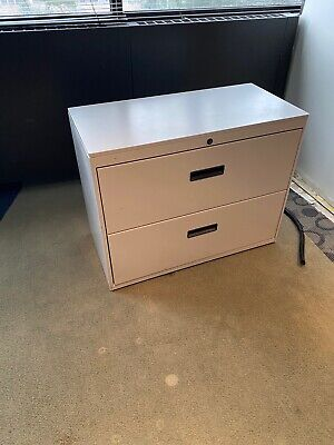 2 Drawer Lateral Size File Cabinet By Herman Miller Great Openings Wlockkey