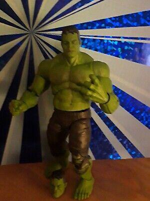 Marvel legends Hasbro Avengers Professor Smart Hulk BAF complete