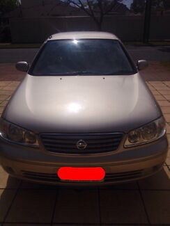 2005 Nissan Pulsar ST Manual. Glenelg North Holdfast Bay Preview