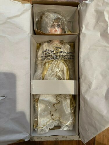 JOLENE NOEL #12309 PORCELAIN ANGEL DOLL from The Heritage Signature Collection