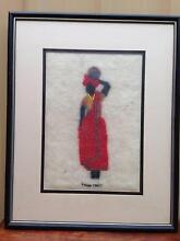 African handmade wool picture Alexander Heights Wanneroo Area Preview