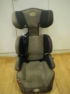 INFASECURE VARIO KID BOOSTER CAR SEATS SECURE VARIO MAX CS54